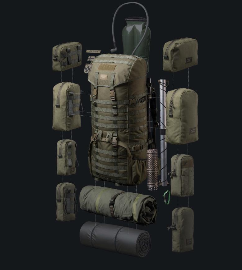 Savotta-Jäger-XL-Molle-System
