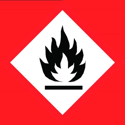 Entzündbarer-Feststoff