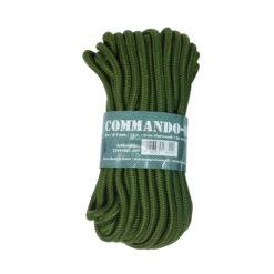 SMT-1002 - Seil 9mm in oliv